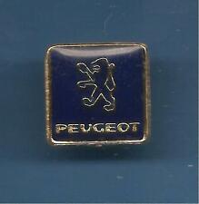 Pin's pin PEUGEOT LOGO LION BLEU (ref 047)