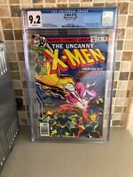Uncanny X-Men #118, CGC NM- 9.2, Mark Jewelers Insert; 1st Mariko Yashida