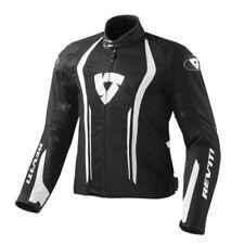 Blousons noirs à dos pour motocyclette Eté
