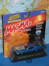 1/43 JOHNNY LIGHTNING MAGMAS 1971 FORD MUSTANG MACH 1 LIMITED EDITION OLD STOCK
