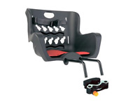 iBert Front Mount Bicycle Baby Seat Child Safe-T-Seat NEW Bike Kid Carrier Red