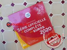 Coffret BU 1 Cent à 2 Euro France 2020 - Coffret Officiel I
