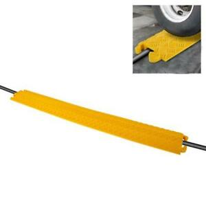 New PCBLCO101 Hassle-Free Cable Protective Cover Ramp Cord/Wire Protection Track