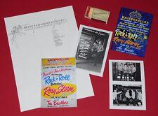 Beatles Kaiserkeller Hamburg 1960, Streichhölzer, Briefpapier Fotos, Star-Club