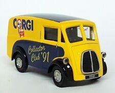 Corgi 1/43 Scale - Morris J Van Collectors Club '91 Diecast Model Car