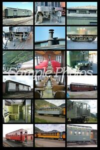 *No Frills Prototype Photo CD Guide to D&RGW Narrow Gauge Passenger Cars