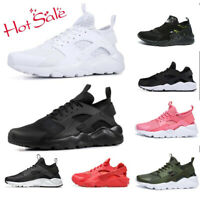 UK MENS WOMENS STYLISH TRAINERS CASUAL COMFY SHOES GYM WALKING SNEAKERS SIZE