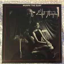 Lot 1 * 9/17 * Elliott Murphy * Murph the Surf * Courtisane Disc'AZ 2 418 * 1982