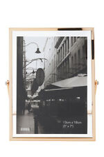 Vue ** Abbie Gold Glass 13 X 18 Cm Photo Frame by Myer