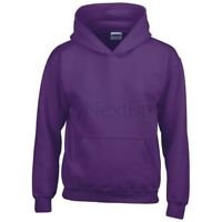 Gildan Heavy Blend Boys Girls Hooded Sweatshirt