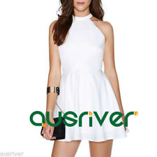 Halter Backless Dresses for Women