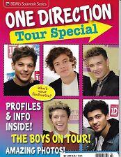 One Direction magazine Harry Styles Zayn Malik Liam Payne Louis Tomlinson
