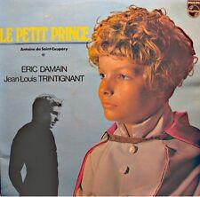 ++JEAN-LOUIS TRINTIGNANT/ERIC DAMAIN le petit prince ST-EXUPERY LP PHILIPS VG++