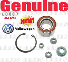 Genuine Front Wheel Bearing Kit  Audi TT  Quattro Bettle Golf Jetta 1J0498625