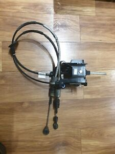 FORD S-MAX , GALAXY 2.0 TDCI GEAR SELECTOR MECHANISM WITH CABLES  . 2006 TO 2007