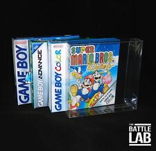 Game boy / Gameboy Color Game Box Plastic Case Protectors ( pack of 10 )