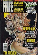Wizard Entertainment Wizard Magazine #64AP 1996 co.1147