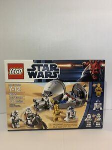 LEGO STAR WARS DROID ESCAPE SET 9490