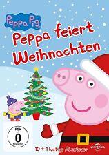 PEPPA PIG-PEPPA FEIERT WEIHNACHTEN  DVD NEU
