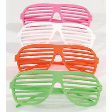 Pinke Atzenbrille Porno Jalousie Gitter Atzen Brille Partybrille Gitterbrille