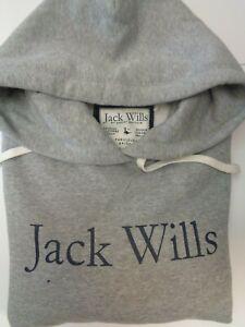 "JACK WILLS RIXON HERITAGE HOODIE  Size XXL Ref. CN919"" R"