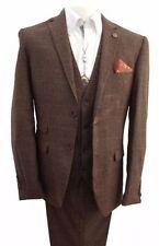 Completi e abiti sartoriali da uomo marrone taglia 48