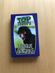 Mcdonalds Top Trumps Jungle Animals