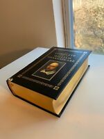 Complete Works Of William Shakespeare Leather Gold Edition 1994
