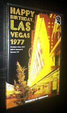 HAPPY BIRTHDAY, LAS VEGAS DVD 1977 Cindy Williams Rodney Dangerfield Sammy Davis