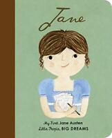 Jane Austen: My First Jane Austen (Little People  BIG DREAMS New Board book Book