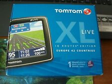 GPS tomtom live xl europe
