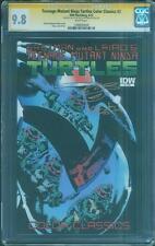 Teenage Mutant Ninja Turtles Color Classics 2 CGC SS 9.8 Eastman 1 Gold Sketched