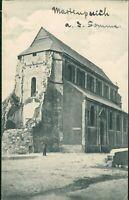 Ansichtskarte Martinpuich a.d. Somme wohl Kirche zerstört (Nr.9626)