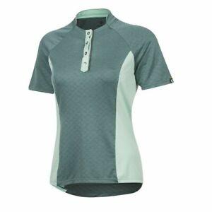 Pearl IZUMi Women's Cycling Jersey Arctic/Mist Green Size XS