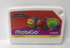 Vtech MobiGo Touch Learning System Game Cartridge Chugginton Pre-Owned