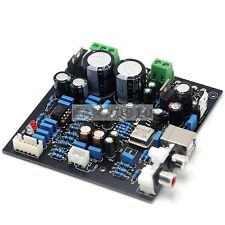 DAC PCM2706 + CS4398 USB DAC Decoder Board Assembled AC12-0-AC12V