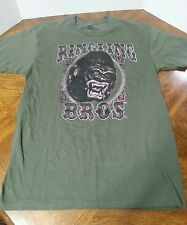 RINGLING BROS. BARNUM BAILEY CIRCUS GORILLA T SHIRT Army Green Small