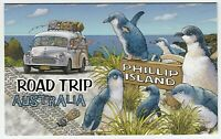 2012 STAMP PACK 'ROAD TRIP AUSTRALIA' - MNH STAMPS & MINI SHEET INC INT STAMPS