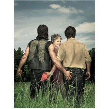 The Walking Dead Daryl and Rick hands on each other's rears 8 x 10 Inch Photo