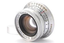 [B V.Good] Schneider-Kreuznach Xenogon 35mm f/2.8 Lens for Leica L39 Screw 5941