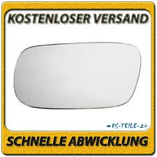 Spiegelglas für SUBARU LEGACY II /III 1994-2003 links Fahrerseite konvex