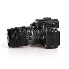 Auto Focus Macro tube fr Sony E NEX Camera A5100 A6000 A5000 NEX-5T NEX-3N NEX-6