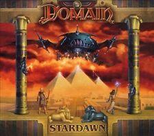 DOMAIN Stardawn 2CD+DVD Digipak ~SEALED/RARE~ EVIDENCE ONE, AVANTASIA, AINA