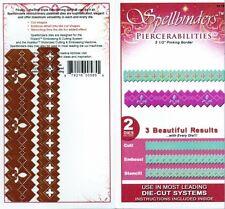 "Spellbinders Nestabilities 5.5"" PINKING BORDER S4-165 PIERCERABILITIES"