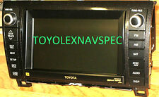 TOYOTA TUNDRA SEQUOIA  GPS DVD NAV NAVIGATION JBL RADIO BLUETOOTH MP3 2010  2012