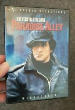Paradise Alley (DVD, 2005) OOP! RARE!