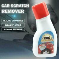 Car Scratch Remover Repair Agent Body Compound Paste Abrasive Kits I7P7