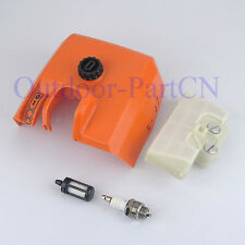 Air Filter Cover Fuel Filter For STIHL 029 039 MS290 MS310 MS390 # 1127 140 1900