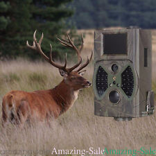 HC-300A 12MP Animal Hunting Trail HD Camera Video Scouting Infrared Night Vision