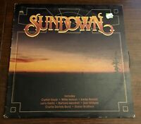 Sundown 1980 K-TEL Vinyl Record Album Presents Compilation LP WU-3530 Stereo USA